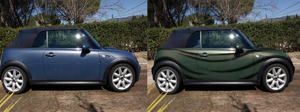 <blockquote><h3>Diseño personalizado</h3>Diseño para personalización de vehículos</blockquote>