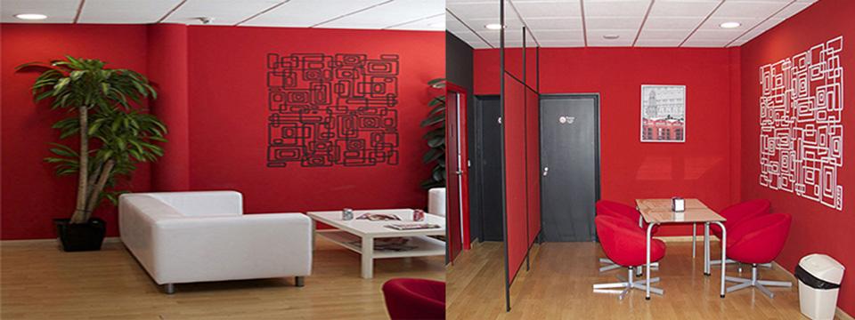 <blockquote><h3>Diseño de interiores</h3>Diseño de interiores y pinturas en frescos </blockquote>