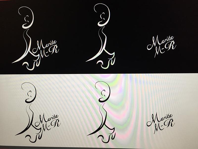 Logo para artista de baile flamenco