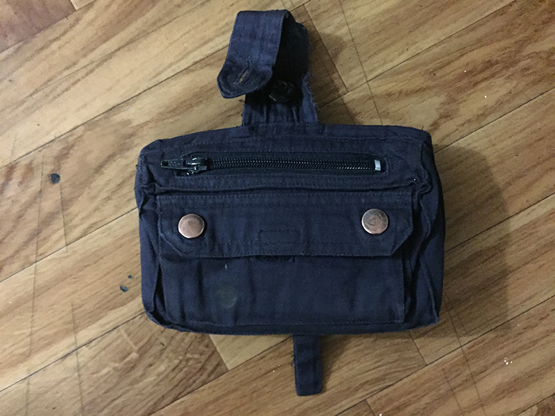 Bolso monedero para colgar del cinturón